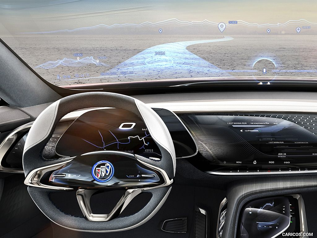 2018 Buick Enspire Ev Suv Concept Wallpaper Car And Motorcycle