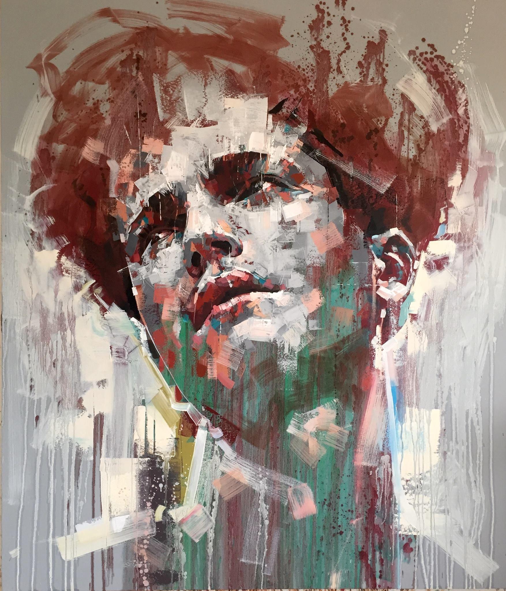 Expressive Portrait Paintings