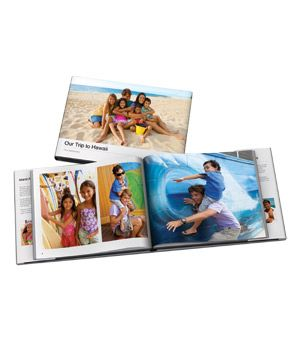 Personalized Photo Books: We love the idea of presenting him with family memories.  fathersday