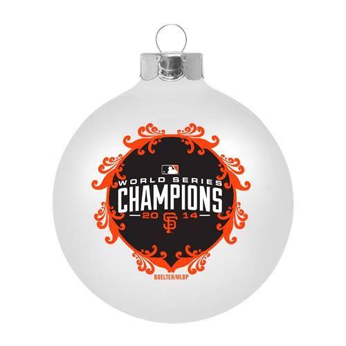 S.F. Giants Christmas Ornament - S.F. Giants Christmas Ornament S.F. Giants Christmas Pinterest