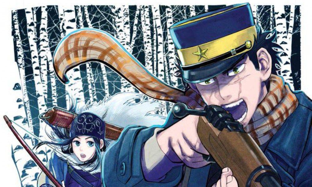 Anime Series Like Golden Kamuy Anime, Manga, Manga comics