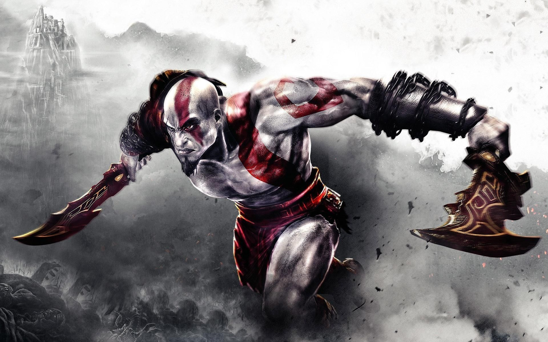 10 New Hd Wallpapers 1080p Games Full Hd 1920 1080 For Pc Background Kratos God Of War God Of War Gaming Wallpapers Hd