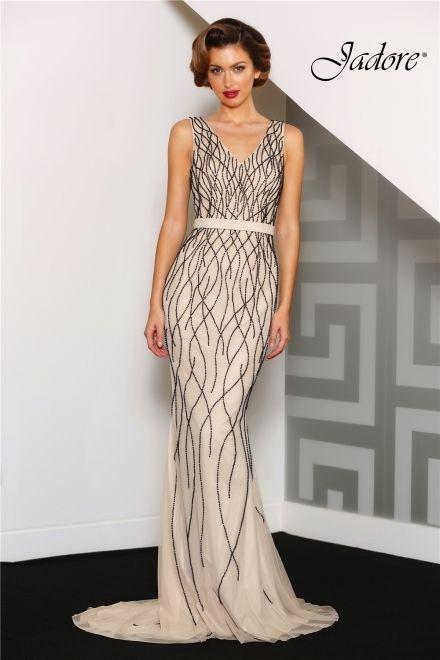 J'Adore | Jadore Dresses | Jadore J8089 embellished