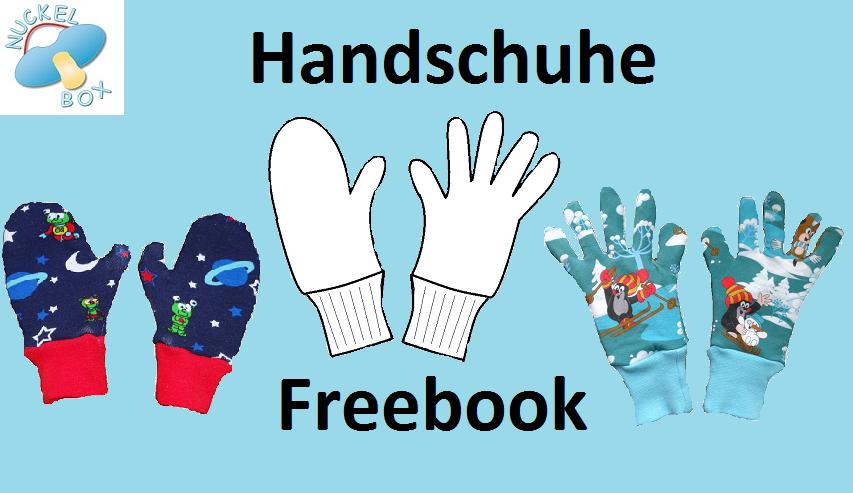 Nuckelbox: Tutorial - Handschuhe | Nähen für Kinder | Pinterest ...