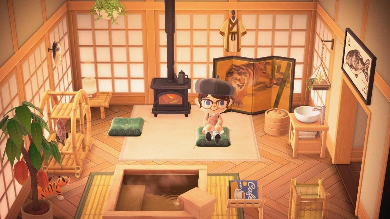 Japanese Kitchen Animal Crossing Qr Codes Clothes Animal Crossing Animal Crossing Qr
