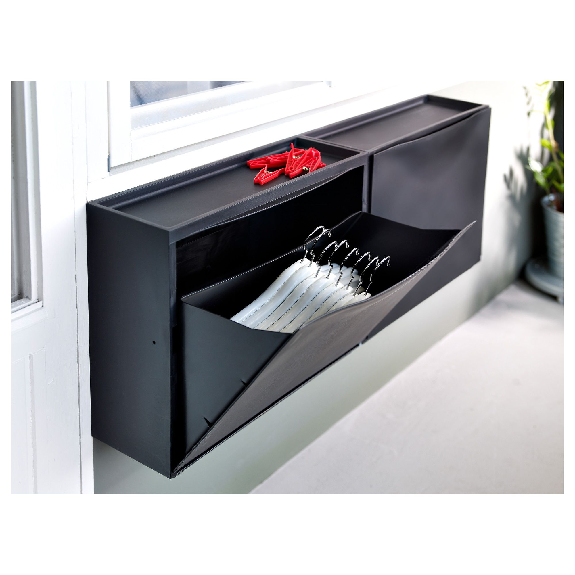Trones Shoe Storage Cabinet Black In 2018 Products Pinterest