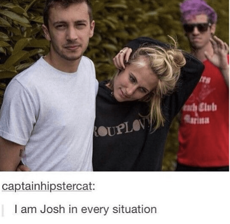 50 Memes Comics To Get You Into The Weekend Vibe Twenty One Pilot Memes Twenty One Pilots One Pilots