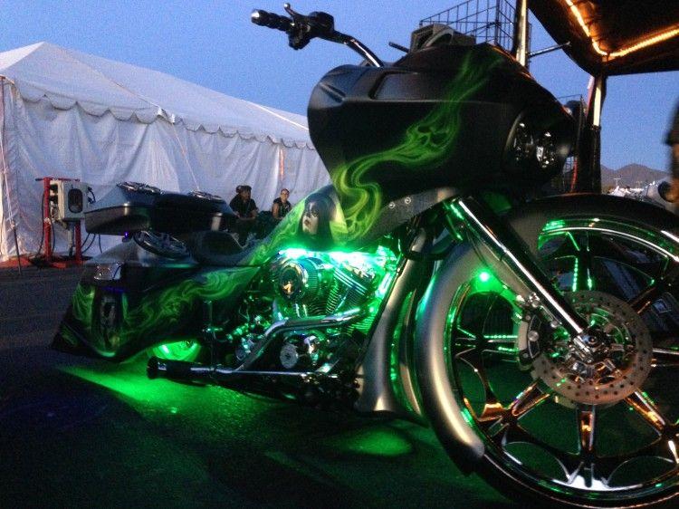 VooDoo Bikeworks Bagger Gallery | VooDoo Bikeworks | Bagger Parts & Builds | Phoenix, Arizona