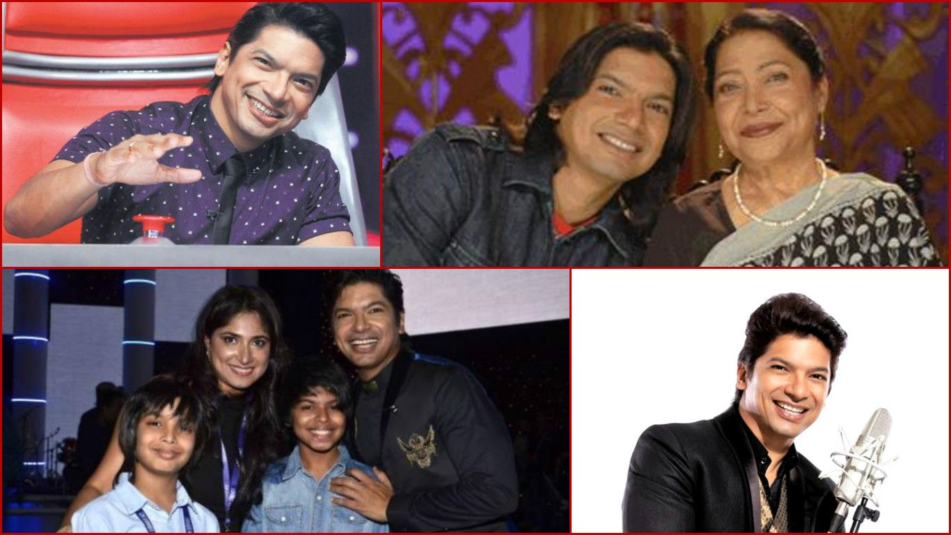 Shaan born on September 30, 1972 is an Indian playback