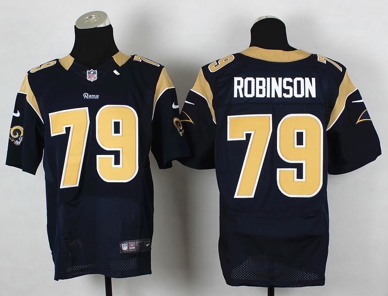 NFL St Louis Rams Sam 79 Back Elite Jerseys  d9ff0f3b9