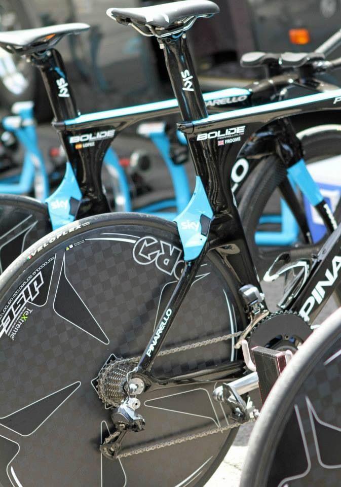 cycling Sky Team Pinarello