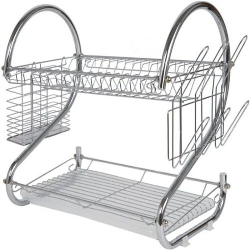Stainless Steel Dish Rack Portail Fer Forge Fer Forge Et