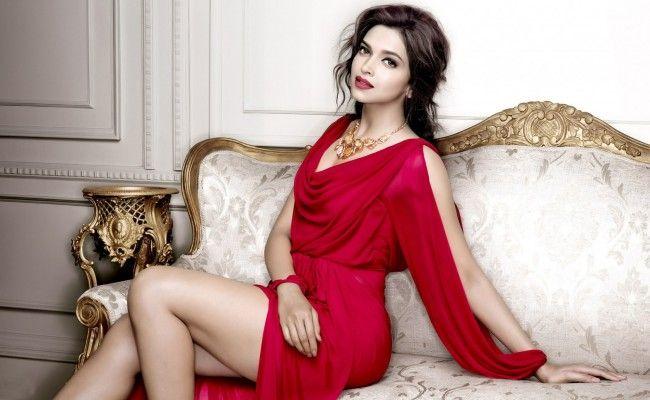 Red Hot Dress | Fashion, Deepika padukone hot, Red dress