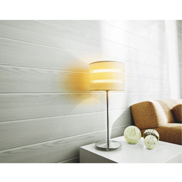 Lambris pvc grosfillex country blanc lambris pvc - Lambris pvc grosfillex ...