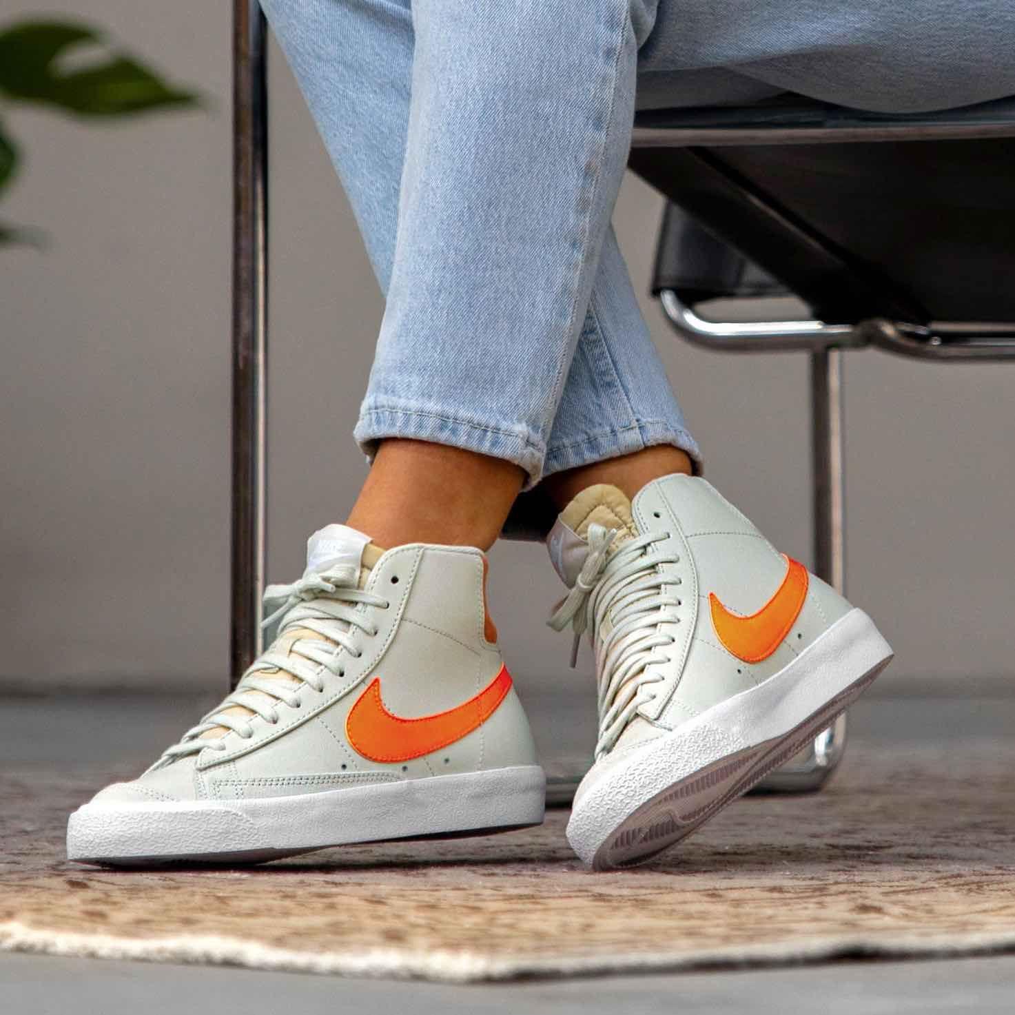 Teoría básica por ciento Dempsey  insidesneakers • NIKE BLAZER MID 77 • CZ0461-001 | Shoes sneakers nike,  Fashion shoes sneakers, Sneakers fashion