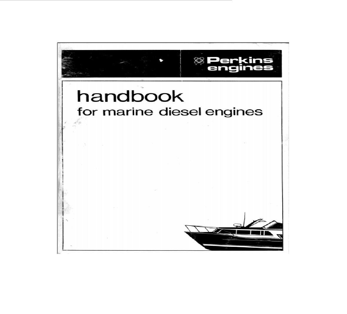 Perkins 18 Outboard Manual