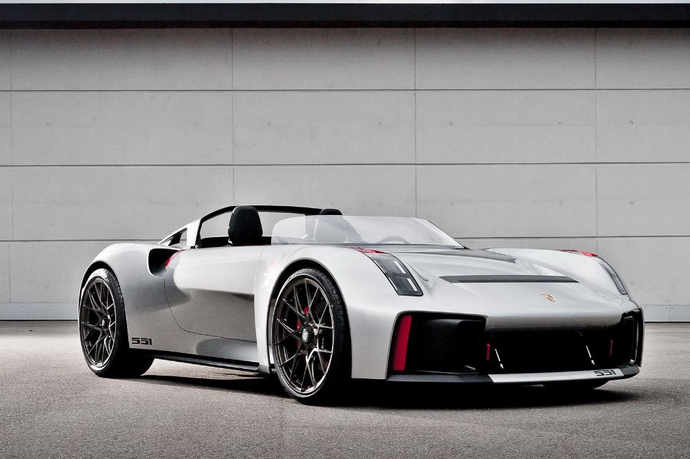 Le Porsche mai viste