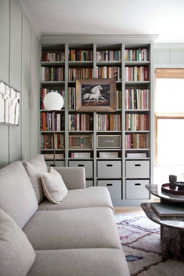 Eingebauter Ikea Billy Bookcase Hack Ikea Ideen Ikea Und
