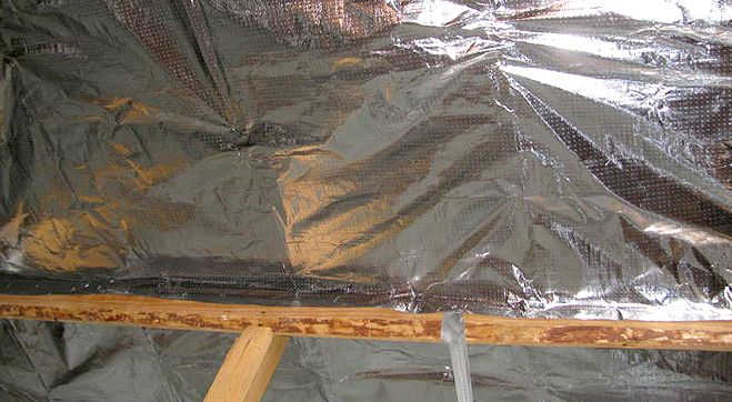 How Radiant Barrier Helps Cool Your Attic And Start Saving Money Radiant Barrier Combats The Major Form Radiant Barrier Start Saving Money Reflection Painting