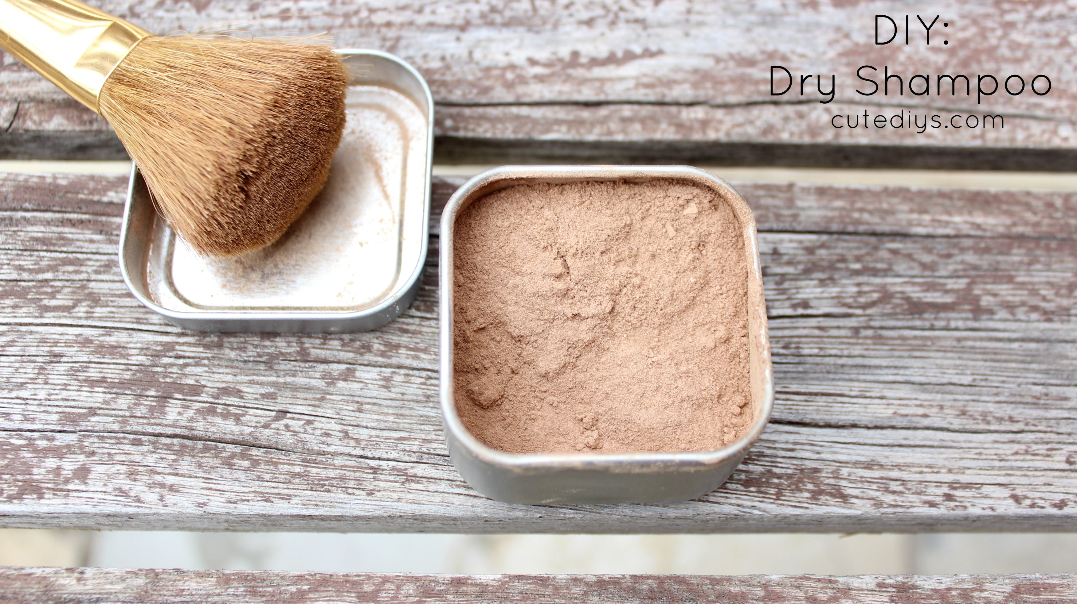 Diy Dry Shampoo Dry Shampoo Diy Dry Shampoo Diy Shampoo
