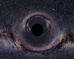 Massive Black hole ejected out of home galaxy at million miles per hour.