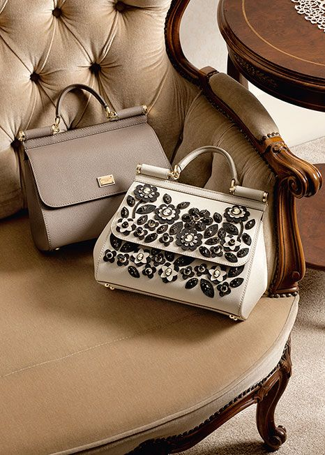 Dolce   Gabbana Bag Miss Sicily, winter 2016 woman accessories collection.  Buy Dolce   Gabbana with up to 80% discount. 100+ new items every week. f09df3c366