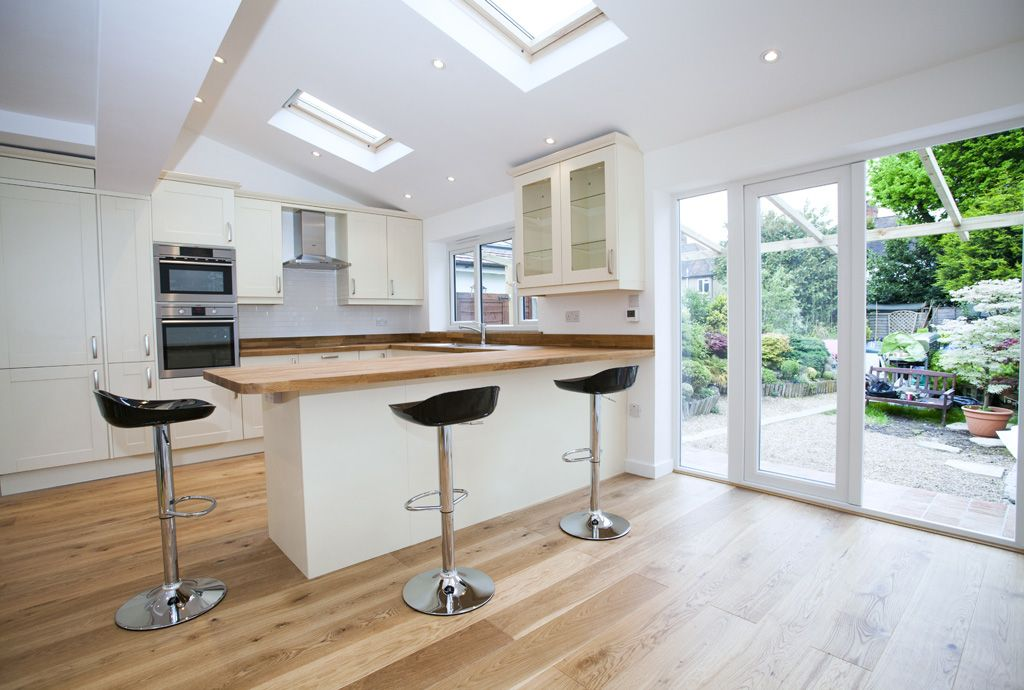 Semi Detached House Extension Google Search Kitchen In 2019