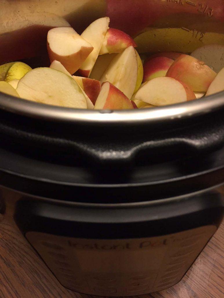 Instant Pot Applesauce Easy Homemade Pressure Cooker