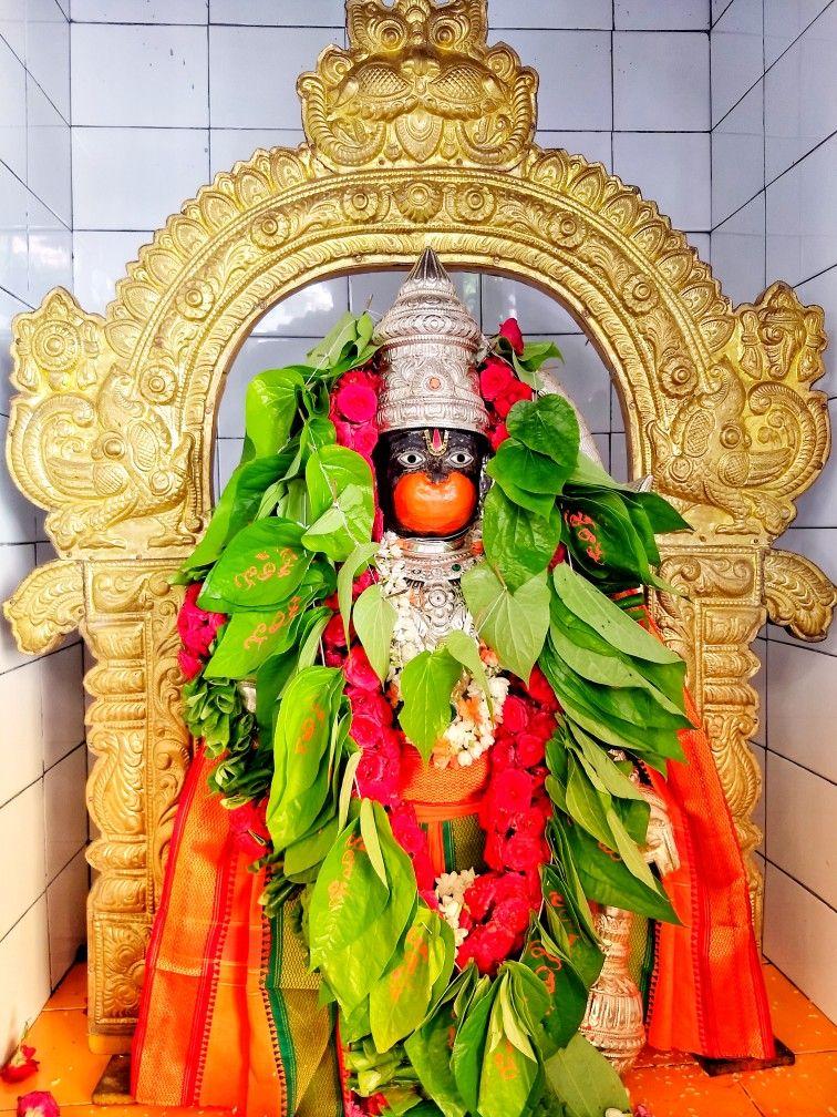 Saibaba Temple Santhapeta Ongole in 2020 Anjaneyar