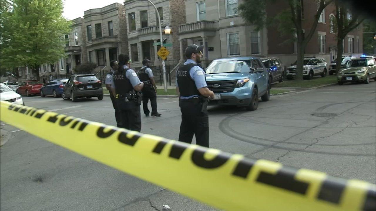 Chicago police shooting englewood policeinvolved