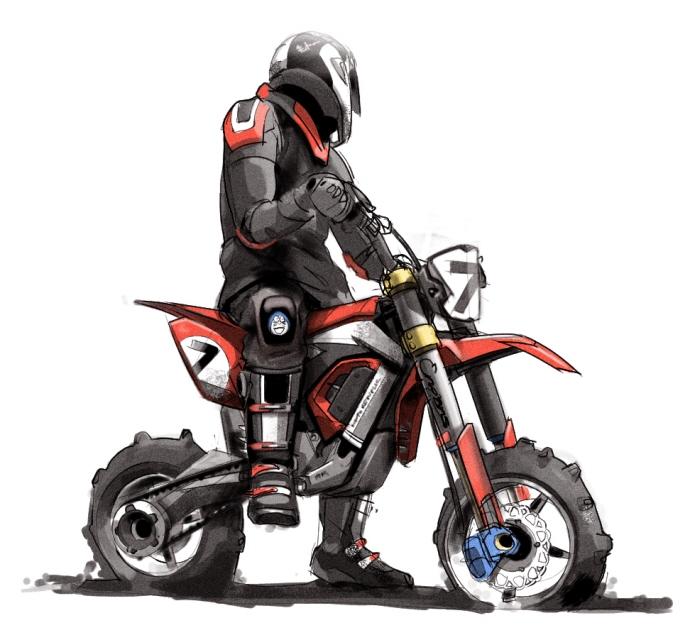 Portfolio By Jiro Arborgh At Coroflot Com Motorcycle Design