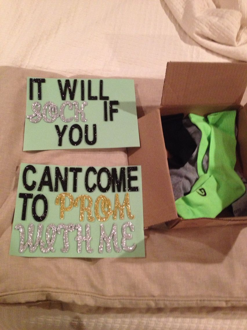 Long Distance Prom Proposal
