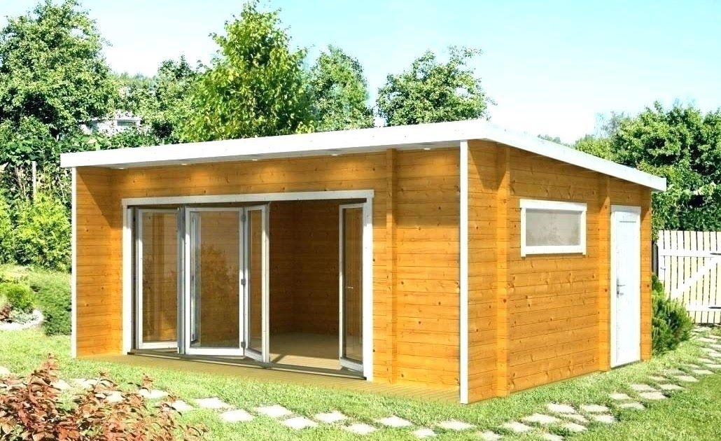 Bauanleitung Holzhaus Gartenhaus Selber Bauen Anleitung