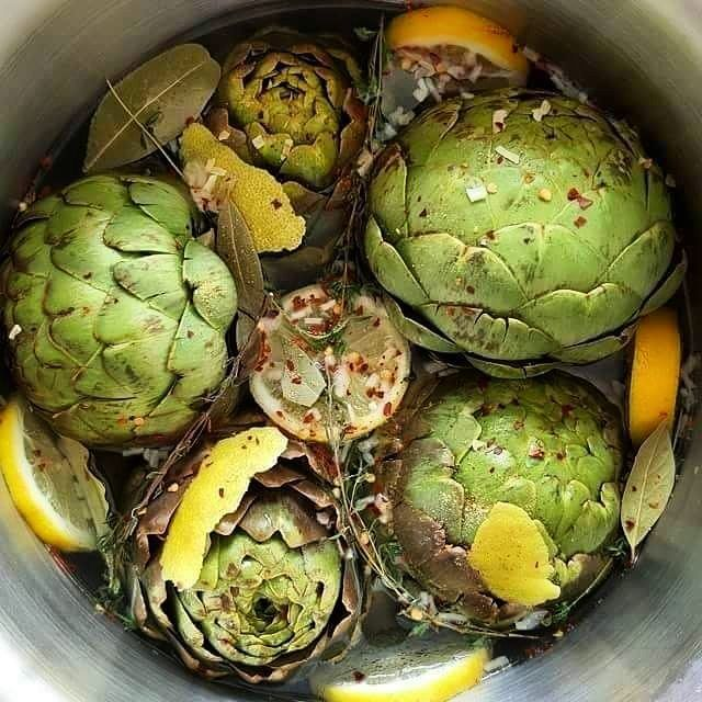 79 Artichokes Ideas Artichoke Artichoke Recipes Recipes
