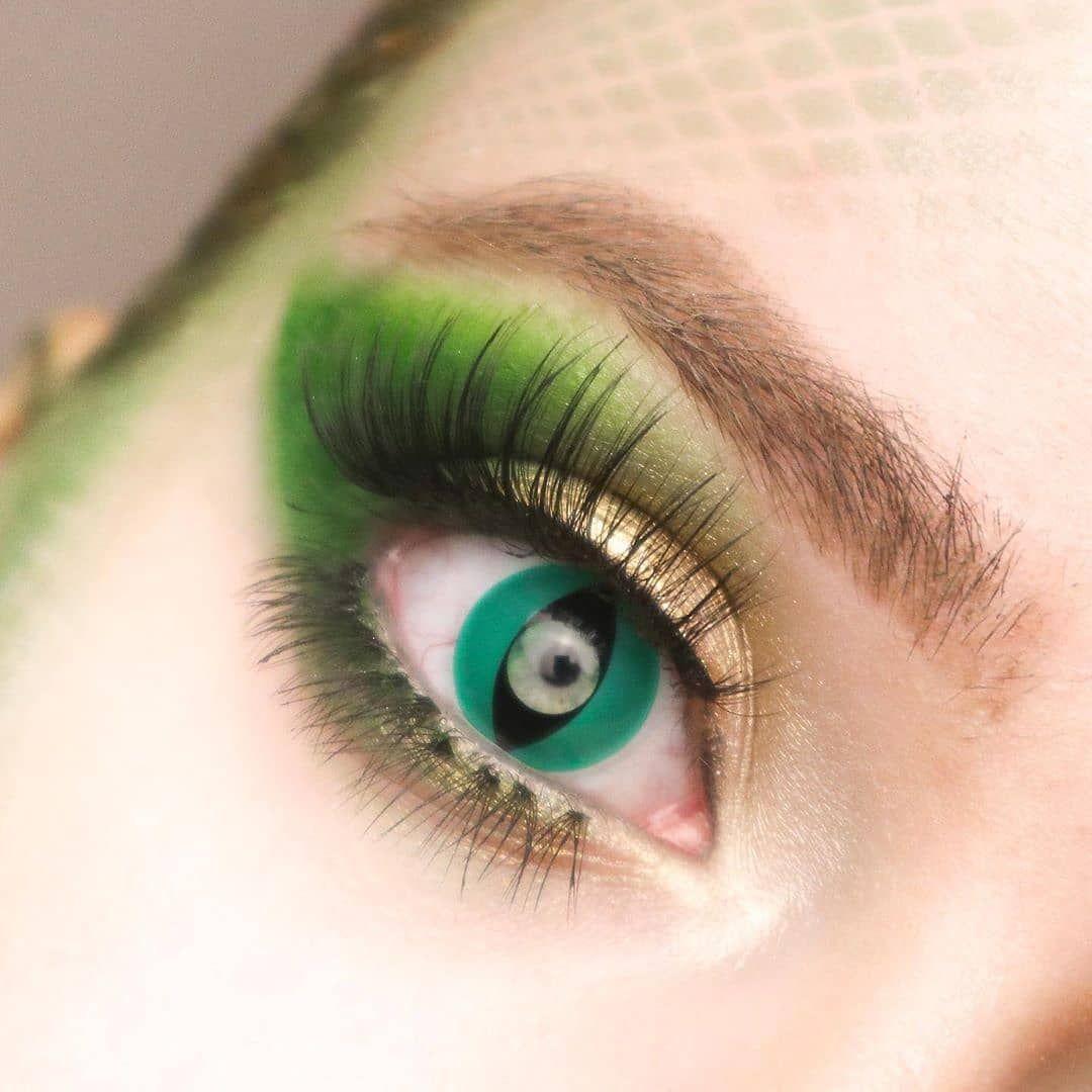 Anaconda Contact Lenses Optyk Rozmus In 2020 Contact Lenses Halloween Contact Lenses Lenses