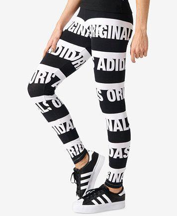 adidas leggings macys