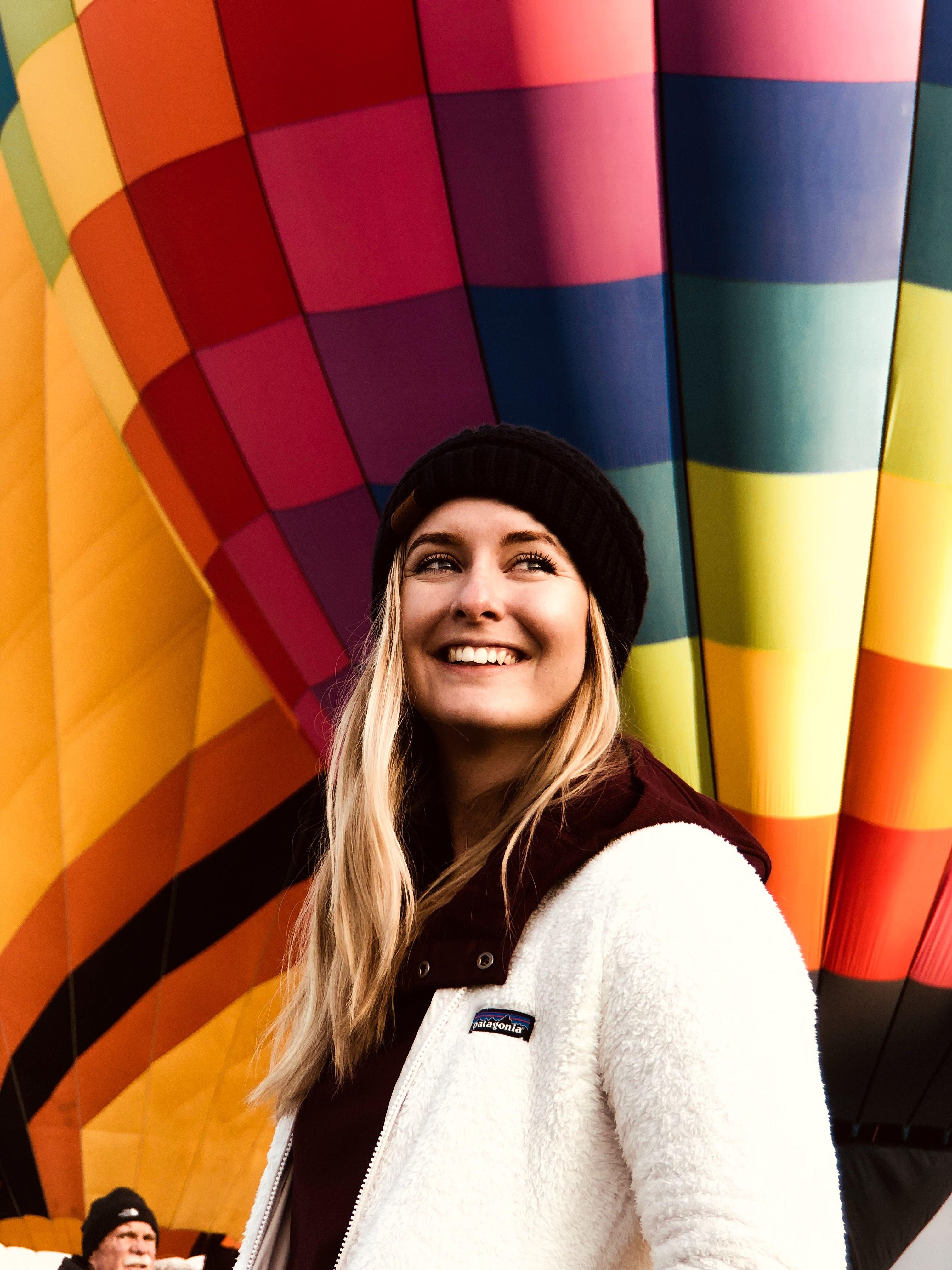 Albuquerque International Balloon Fiesta Balloon