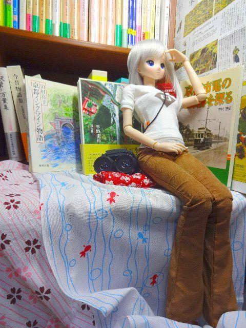 Smart Doll Chitose Shirasawa by yukimura_anzu