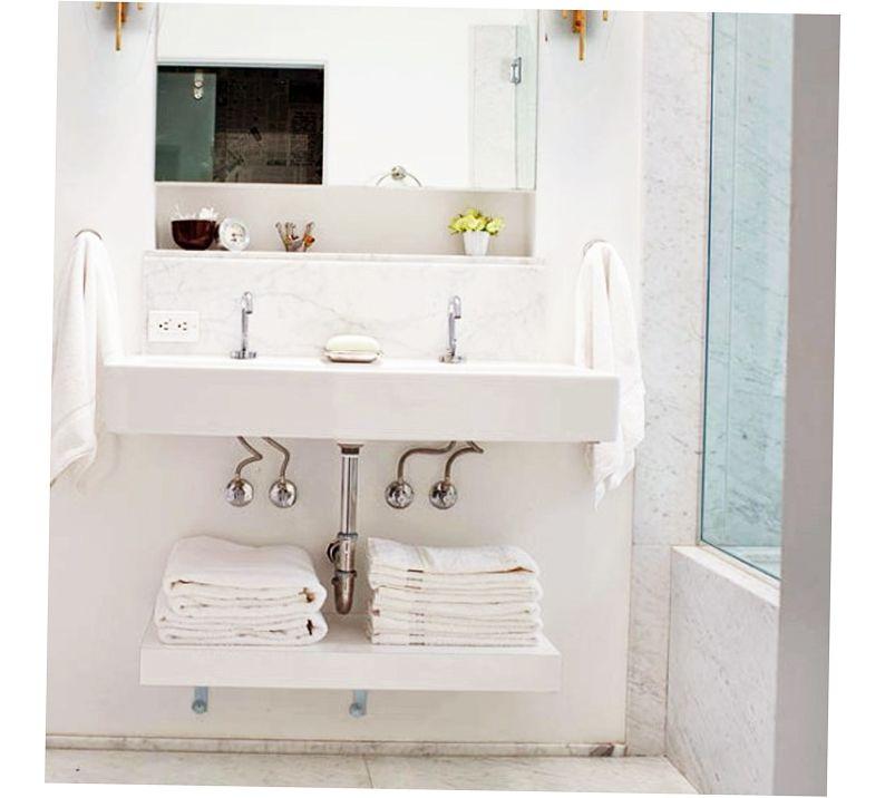 Bathroom Towel Rack Ideas Under Sink Creative And Good Idea Best Storage For Small Shelves
