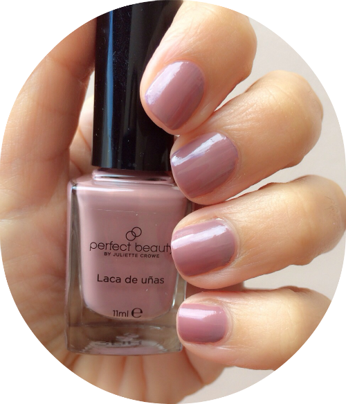 Lady Grunge| Perfect Beauty by Juliette Crowe #nails #nude