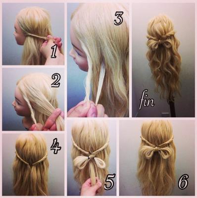 Peinados Faciles De Hacer Para Principiantes Belleza Y Peinados Ky 2