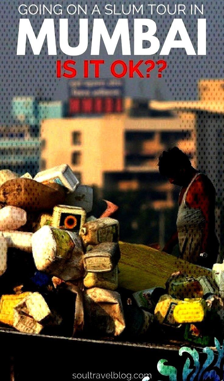 a Dharavi Slum Tour in Mumbai? - Glimpses of The World - Should I go on a Dharavi Slum Tour in Mumb