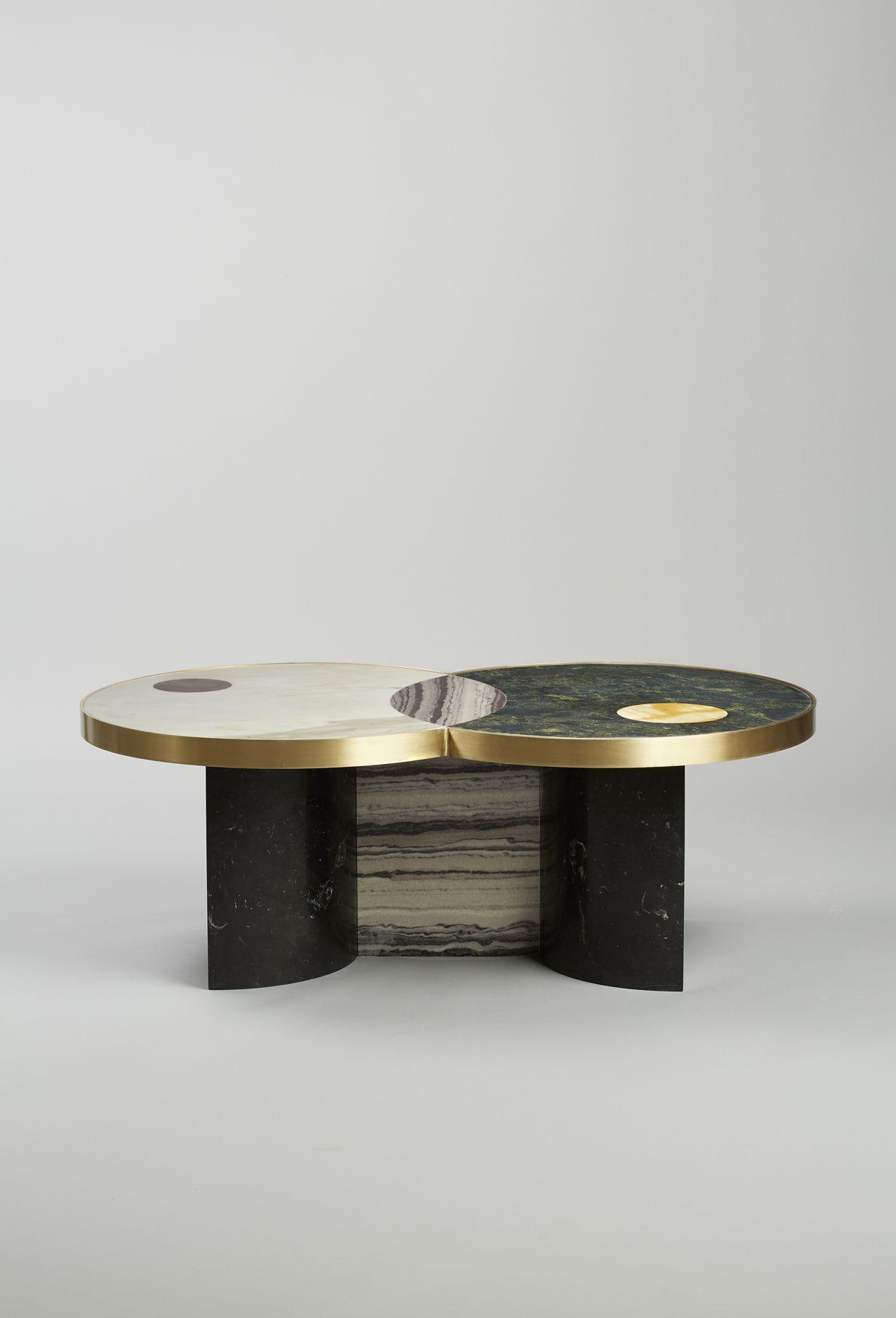 The Lunar Collection Designed By Lara Bohinc For Lapicida
