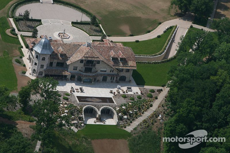 Visit Of Michael Schumacher S House In Gland Switzerland At Visit Of Michael Schumacher S House Formula 1 Photos Michael Schumacher Schumacher Photo
