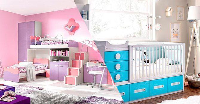 Resultado De Imagen Para Imagenes De Habitaciones Infantiles - Imagenes-habitaciones-infantiles