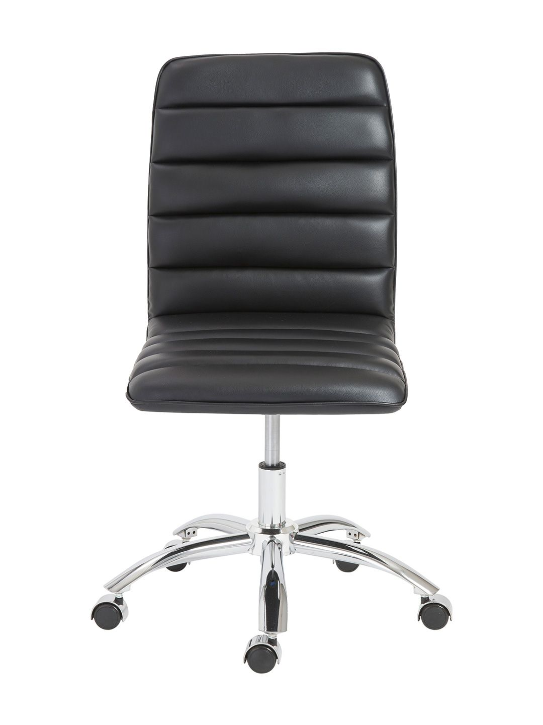 Super Jaleh Office Chair Without Arms By Euro Style At Gilt Complete Home Design Collection Epsylindsey Bellcom