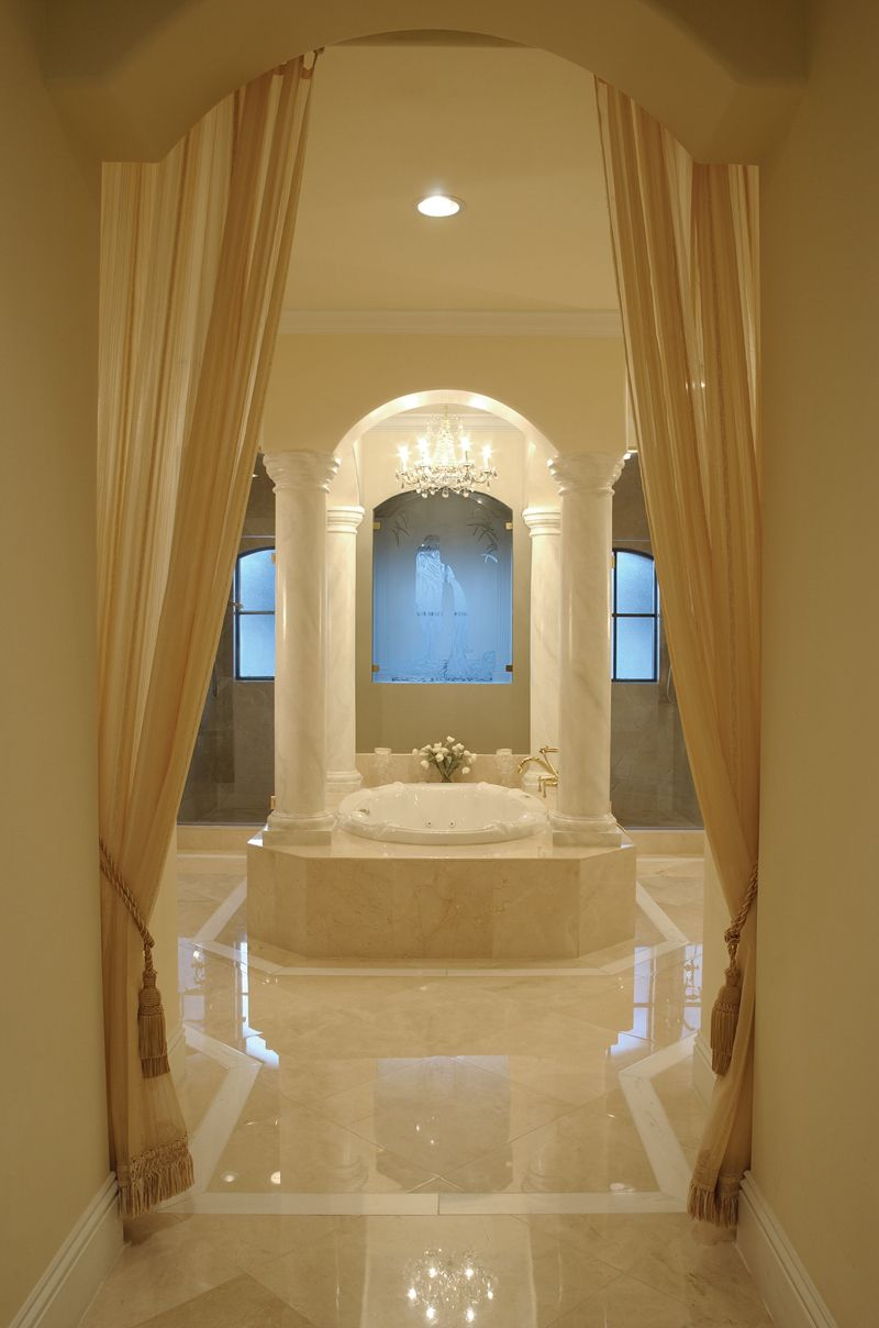 Luxury master bathroom - Painters Hill Luxury Home Dream Bathroomsmodern Bathroomsbeautiful Bathroomsmaster