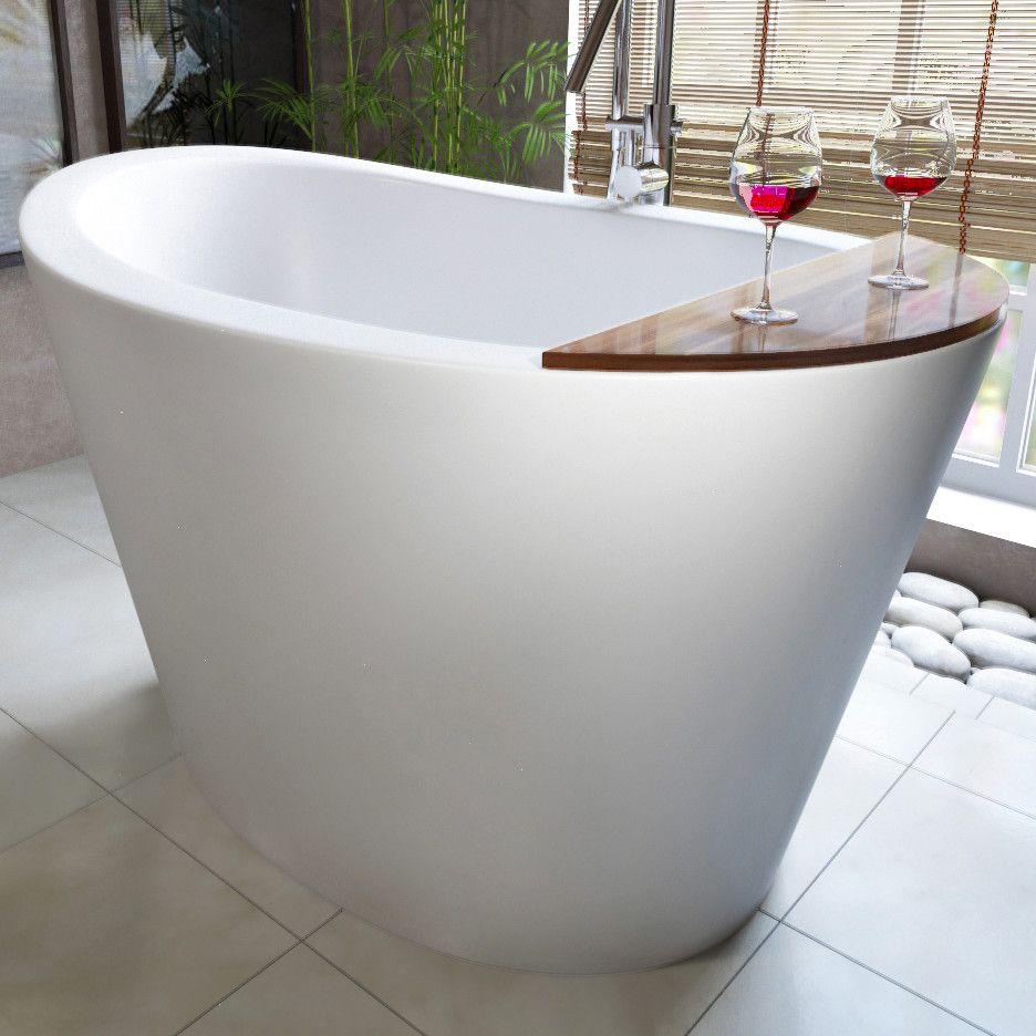 japanese soaking tub with seat. True Ofuro 51 5  x 36 25 Freestanding Soaking Bathtub Tubs 30th
