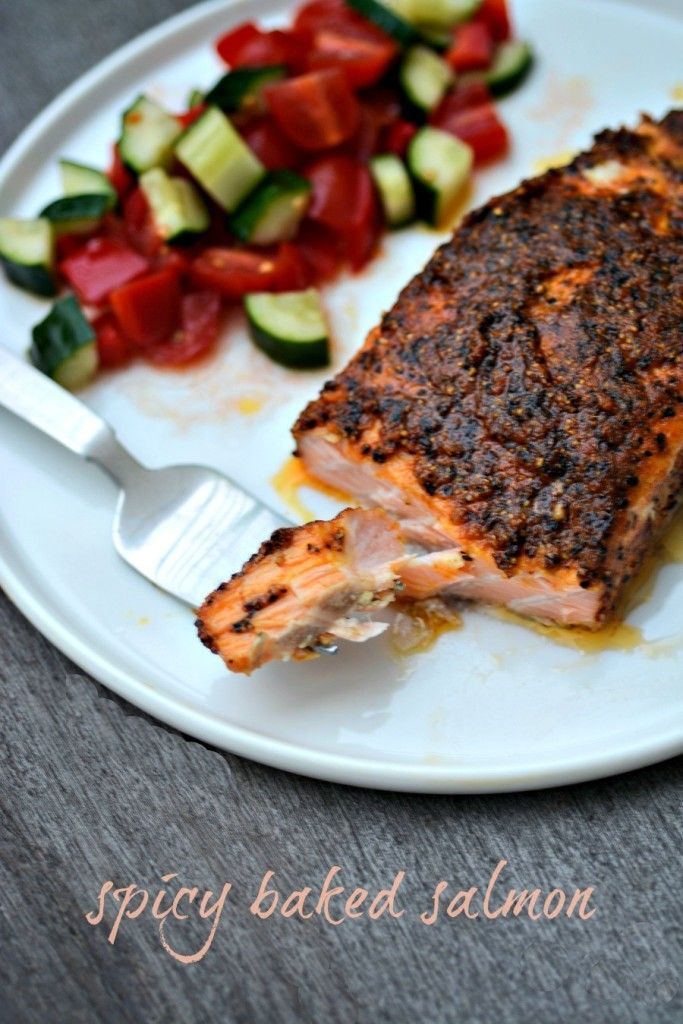 Baked Salmon Recipe Indian Style