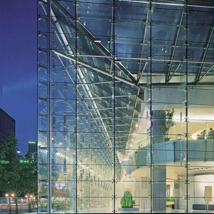 Time To Source Smarter Glass Building Architecture Glass Canopy Architecture